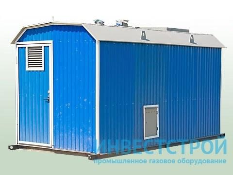 Газорегуляторный пункт шкафной ГРПШ-15-2НУ1, ГРПШ-15-2ВУ1