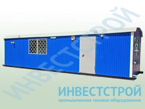 Блочно-модульные котельные ТКУ–300