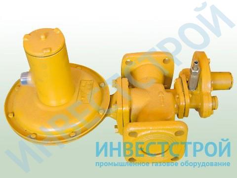 РДГ-50В - регулятор давления газа.